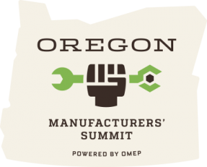 2019 Oregon Manufacturers Summit Logo