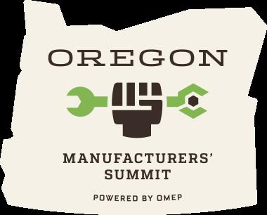 2019 Oregon Manufacturers Summit Logo